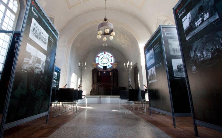 Synagoga přežila obě světové války i komunismus, teď se dočkala rekonstrukce díky evropským penězům
