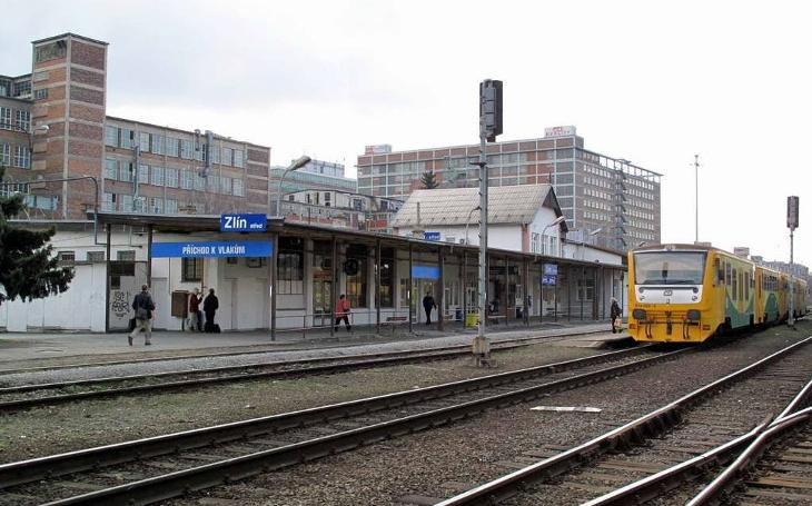 Wifi zdarma na všech větších vlakových nádražích. Mezi prvními se dočkalo to zlínské