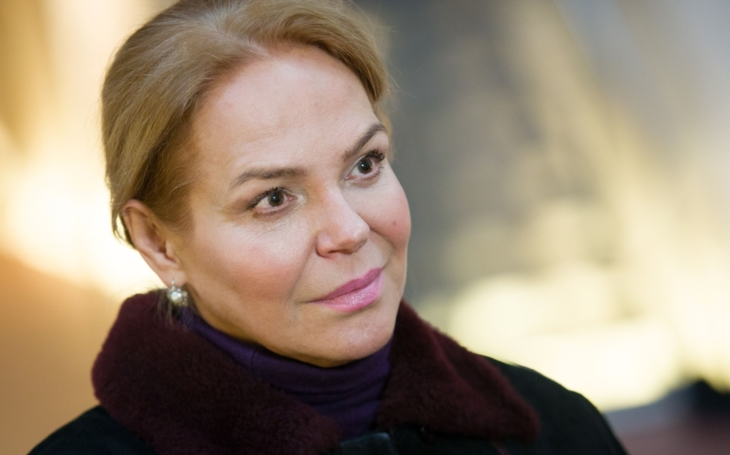 S kým žije Dagmar Havlová? A čí auto jí stojí před domem?