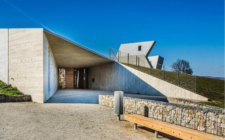 """Archeopark na Pálavě vyhrál prestižní """"Oscary pro architekturu v konkurenci s desítkami dalších projektů"""