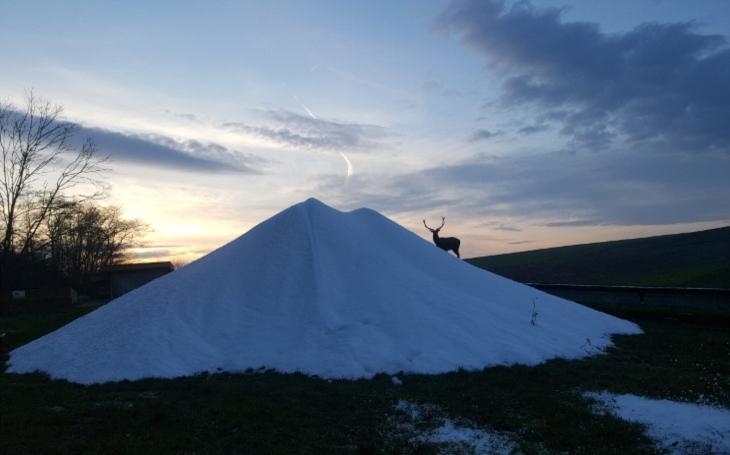Skalka je první skiareál na Moravě s unikátní technologií na výrobu sněhu i při plusových teplotách