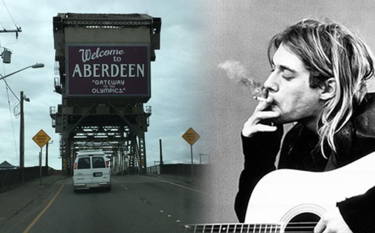 Jmenuješ se Kurt Cobain, je ti 15, hulíš trávu a máš před sebou další prázdný den v Aberdeenu…