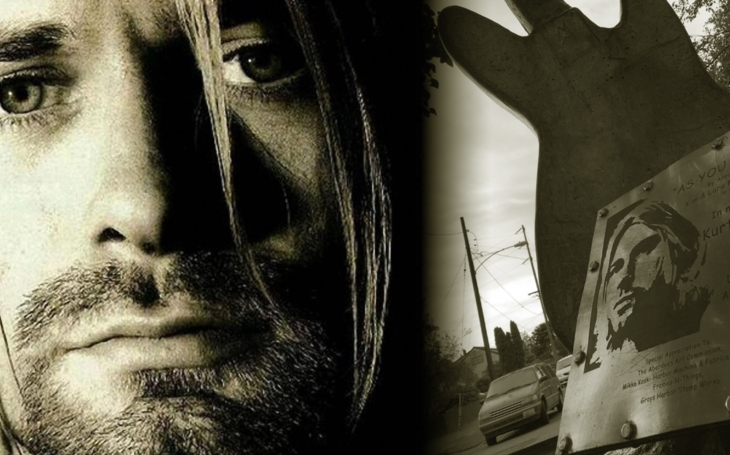 Místo, kde našli Kurta Cobaina zastřeleného, už není, zbourali ho