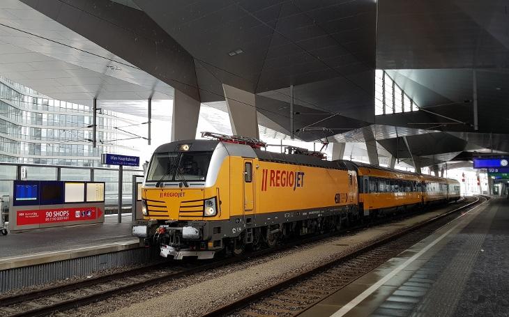 Do Vídně na nádherné adventní trhy vlakem za dobou cenu: RegioJet prodal již přes 5 tisíc jízdenek