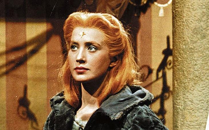 Princezna Lada zazářila jenom jednou, nevzhledný cejch jí ale zůstal na celý život. Tajnosti slavných