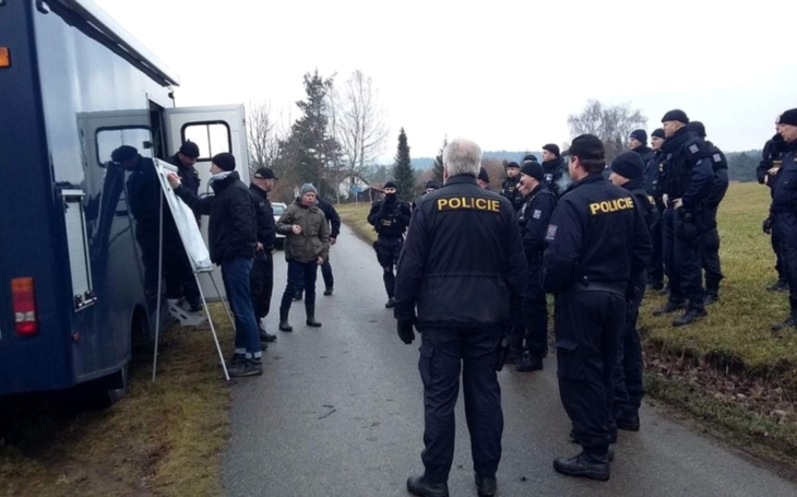 Vražedný začátek ledna na jihu Čech. Během několika dnů tu přišlo o život násilnou smrtí už pět lidí