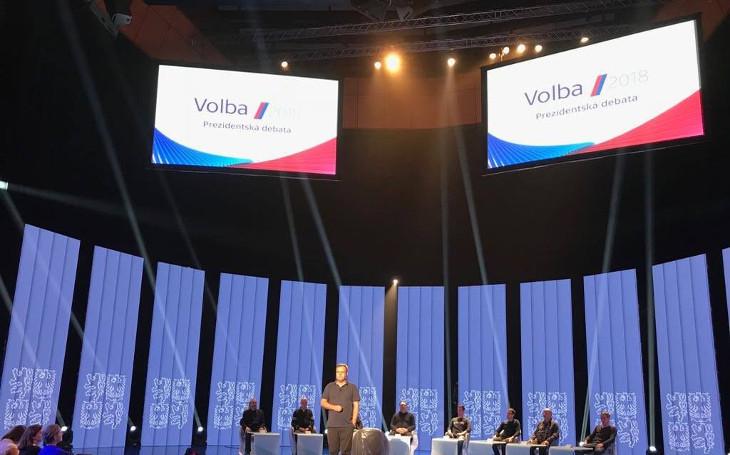 Metoda odhazování volebních lístků. Po debatě v ČT je jasno. Komentář Štěpána Chába