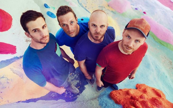 Frontman byl panic až do dvaadvaceti, proboha! Příliš hodná kapela Coldplay
