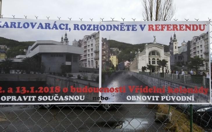 Karlovy Vary čeká další soud. Tentokrát kvůli referendu. Občany probudilo z letargie