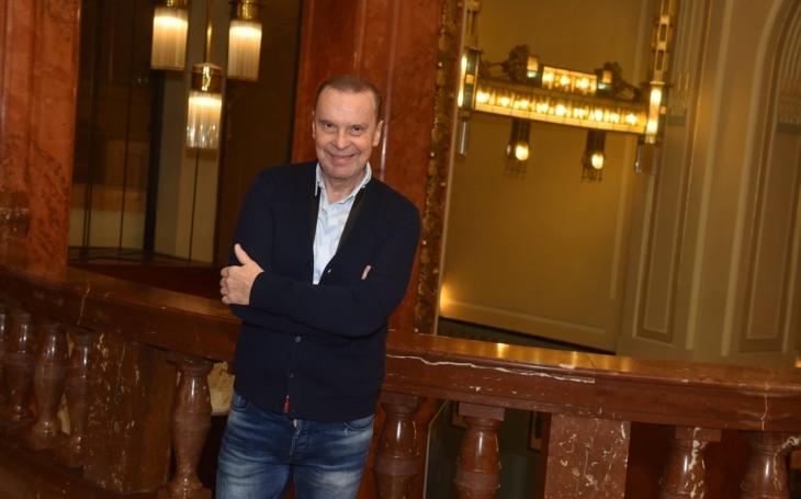 Štefan Margita: Nuda v opeře? To ani náhodou. Je to konkurenční prostředí, kde bují intriky
