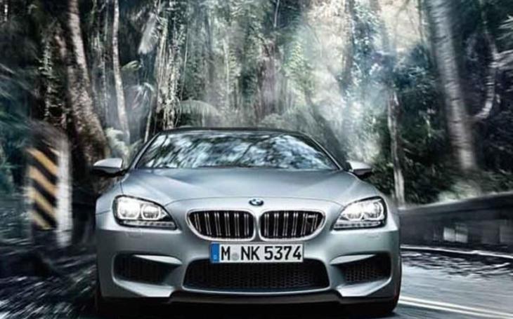 U Sokolova se budou testovat tahle pěkná nová BMW. Investice ve stovkách milionů eur, pochvaluje si kraj