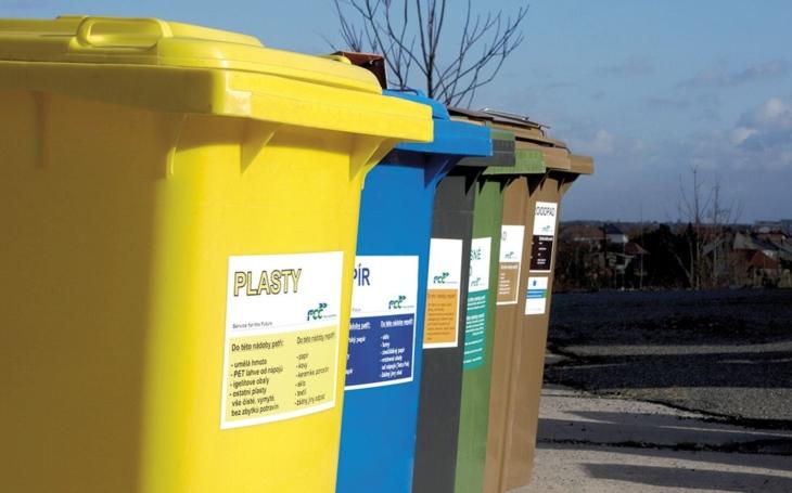 Hradec Králové plánuje úpravu pravidel pro svoz odpadu, ročně ho stojí 35 miliónů korun