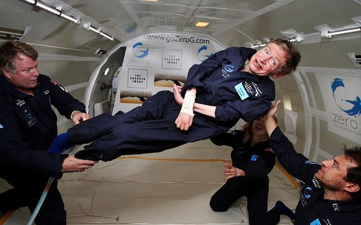 Jak by přežil Stephen Hawking českou základku? Komentář Štěpána Chába