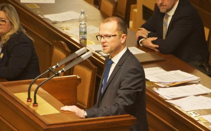 Dochází k obstrukcím a zdržování, tvrdí Martin Netolický a pustil se do poslanců