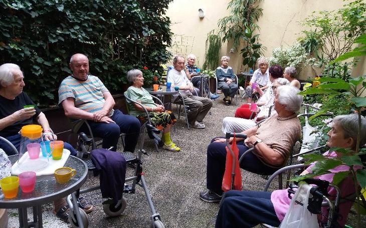 Dům sociálních služeb Prahy 5 ví, jak vzbudit v seniorech radost ze života