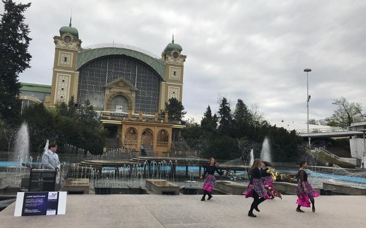 Výstaviště ožije vítáním jara. Taneční vystoupení, hudba, velká nabídka zábavy, to vše zdarma