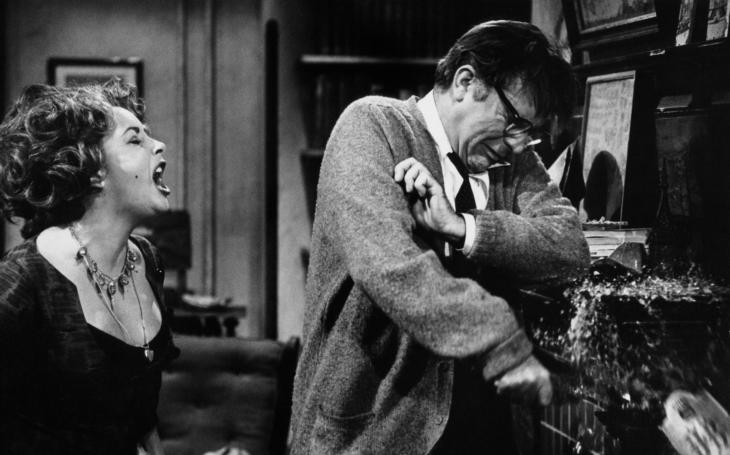 Strašlivé scény legendární herecké dvojice. Macatá potvora versus opilý parchant. Tajnosti slavných