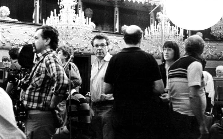 Kdo se bojí Miloše Formana. Komentář Anny Vančové