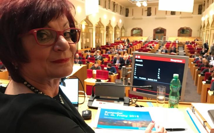 Kandidátka na primátorku Eva Kislingerová: Penězi prostě všechno začíná i končí