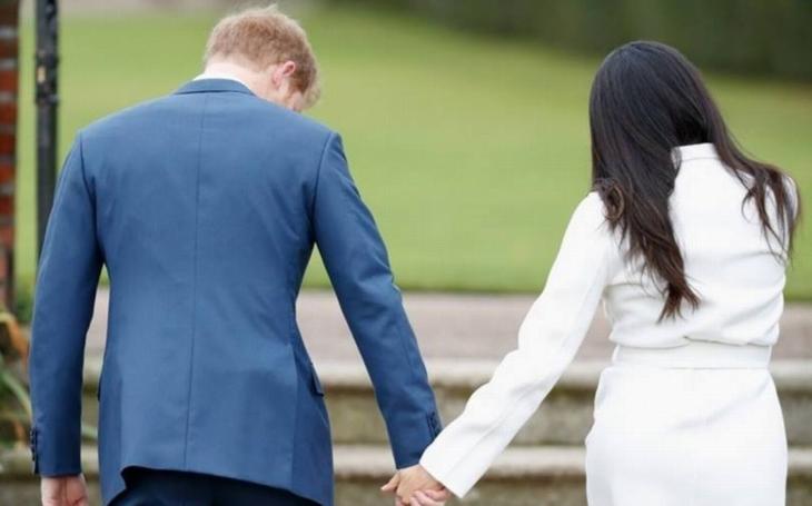 Proč by Harryho nakopla princezna do pozadí a proč to možná udělají fanoušci. Královská veselka. VIP skandály a aférky