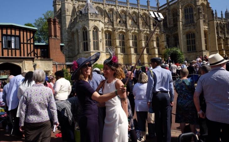 Královská svatba, nebo multikulti cirkus za miliardu? Bylo to poněkud nezvyklé...