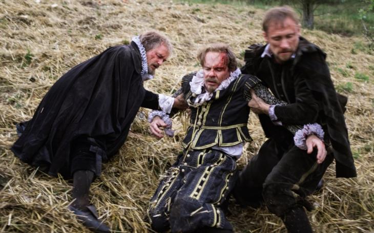 Defenestrace aneb příběh Viléma Slavaty… Na zámku v Jindřichově Hradci se za svého rodáka nestydí, naopak