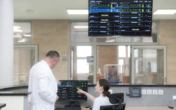 Nemocnice Hořovice otevřela nový pavilon pro chronicky nemocné děti