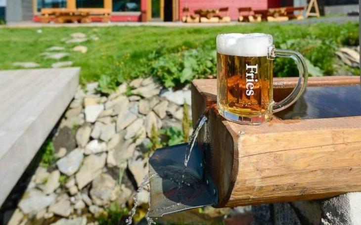 IPA šestnáctka pro drsné hochy. Přibyl pivovar z Pece pod Sněžkou; Krkonošská pivní stezka zahájila sezónu