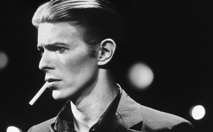 Děsivá jízda podzemním parkovištěm se sebevraždou na krku. Bowie a Iggy jako nerozlučná dvojka