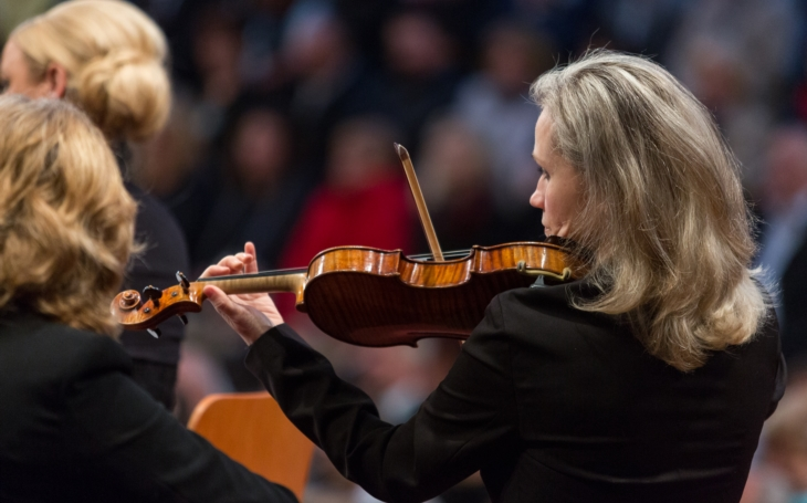 Česká píseň Bedřicha Smetany, Sukova Pohádka a Janáčkova Glagolská mše... Smetanova Litomyšl slaví 60. ročník