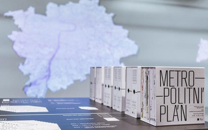 Ve středu 27. června od 9:00 na Výstavišti! Praha zve veřejnost na společné jednání o návrhu metropolitního plánu