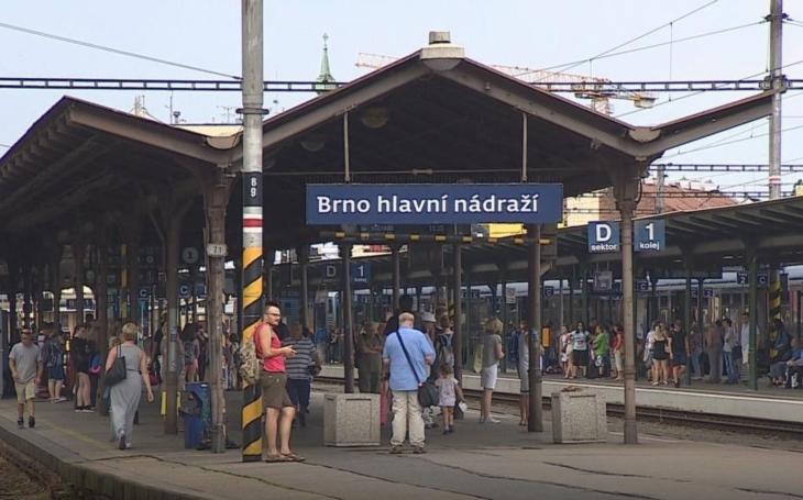 Jóžin z bažin vlakoňplac, nebo Vídeň – sever? Lidé si sami pojmenují nové brněnské nádraží. A je to fakt sranda