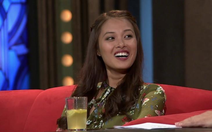 Generace, co vyrostla na Sunaru, má skoro dva metry, tvrdí energická herečka Ha Thanh Špetlíková