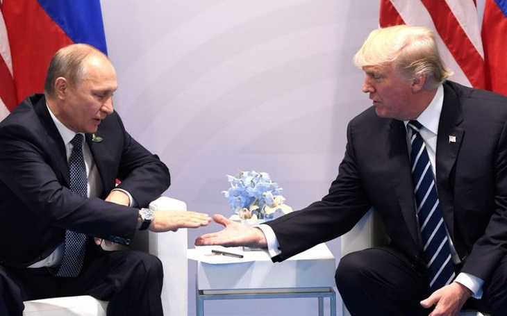 Trumpe, proč jsi taková k*nda aneb Za co dát Donaldovi Nobelovu cenu míru. Komentář Štěpána Chába