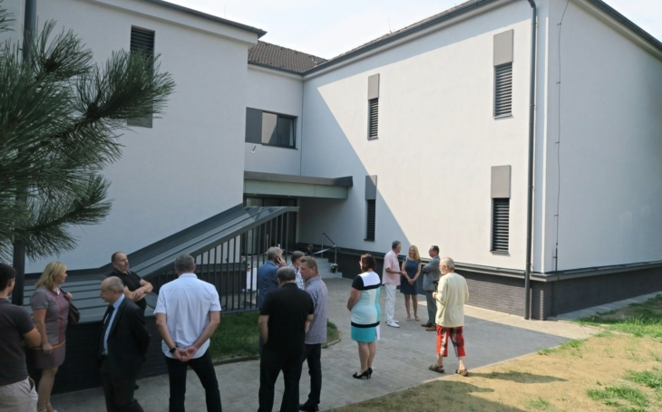 Začala nová etapa kulturní instituce: Depozitáře Regionálního muzea v Chrudimi budou energeticky úspornější