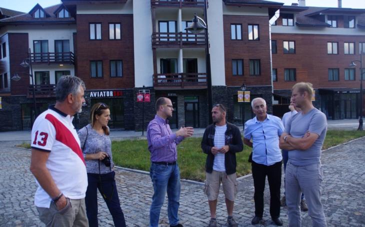 Zástupci Pardubického kraje vyrazili do Gruzie. Krajské zkušenosti pomáhají rozvoji gruzínského regionu