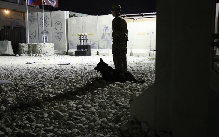 Nikdo nebude beztrestně zabíjet české vojáky v Afghánistánu, křičí po americku české zelené mozky. Komentář Štěpána Chába