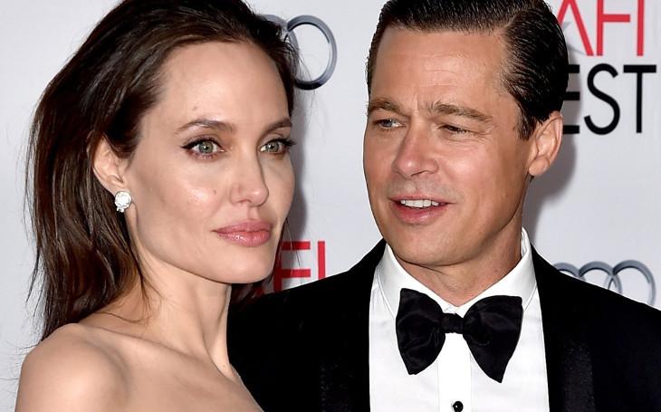 Kolik stojí hvězdná domácnost Angeliny Jolie? Přivede Brada na mizinu? Sobota Pavla Přeučila