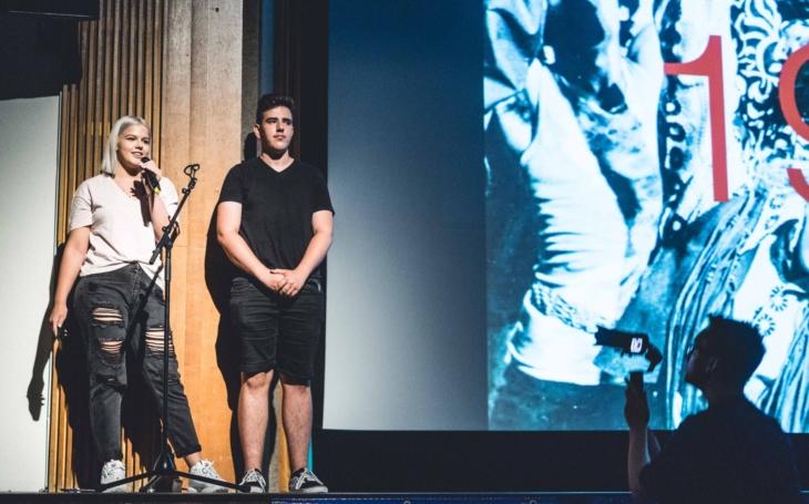 Láska a smrt. Dřina a radost z tvorby. Nejlepší studentské filmy opět v Bystřici nad Pernštejnem