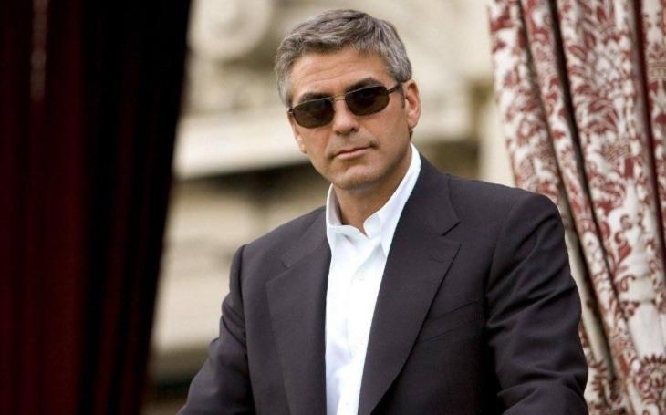 George Clooney může přehazovat miliardy vidlemi. Na kolik si letos přišli drsní chlapi zHollywoodu? Sobota Pavla Přeučila