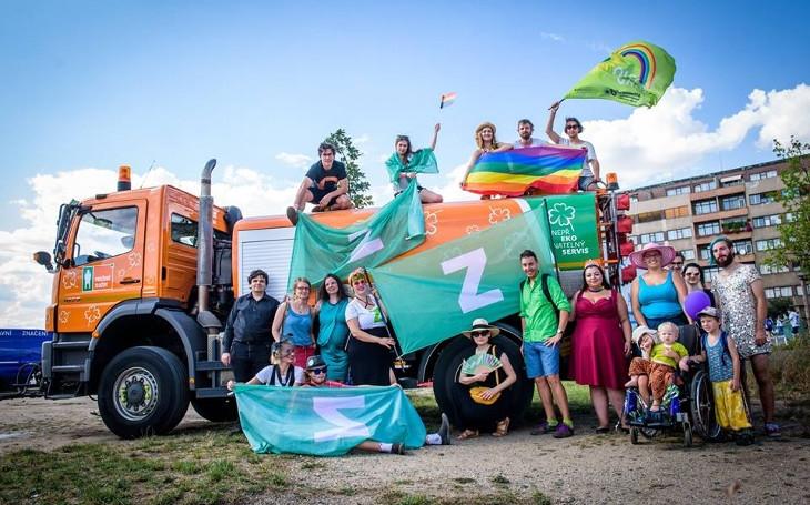Komunálky v Praze rozhodně musí vyhrát Zelení. Jejich kampaň je neporazitelná. Komentář Štěpána Chába