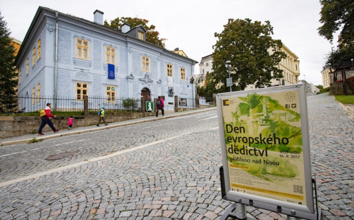 Chybí jim gotický hrad, ale mají funkcionalistickou radnici… Den evropského dědictví otevře jen v Jablonci 17 zajímavých míst