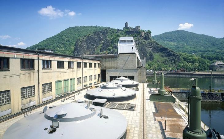 Dny evropského dědictví, to nejsou jen hrady a zámky. Ale i vodní elektrárna Střekov či Želina
