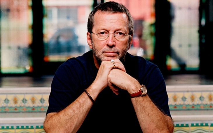 Eric Clapton nejspíš kvůli špatnému svědomí spustil lavinu benefičních koncertů s těmi nejlepšími muzikanty
