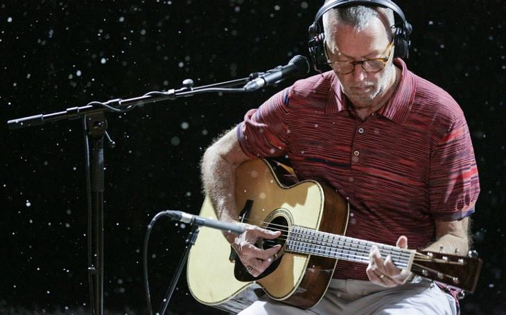 Potkáme Erica Claptona ještě někdy na Křižovatce? Někdy, možná. Aneb nikdy neříkej nikdy