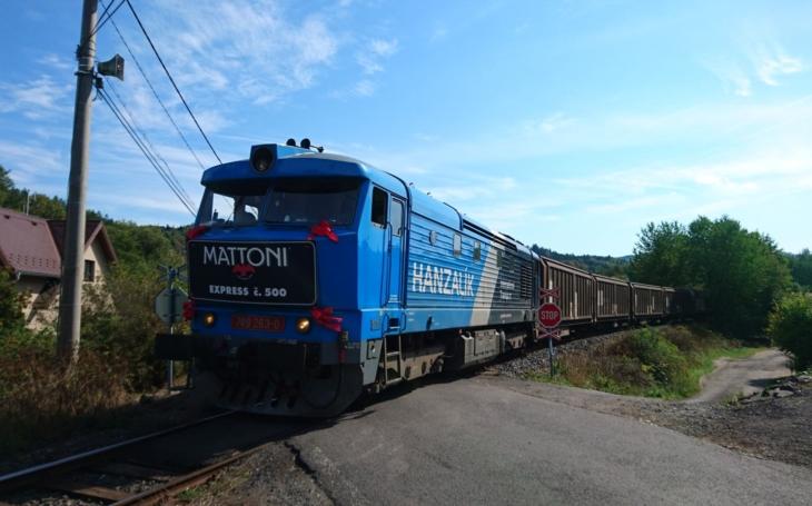 Pochvala. 500 vlaků s minerálkou z karlovarské Kyselky na Moravu ulehčilo silnicím. Muselo by vyrazit 11 500 kamionů