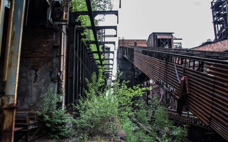 Bravo, tady si váží industriálních památek, které jinde, třeba v Praze, bourají… Dolní Vítkovice zachrání Koksovnu