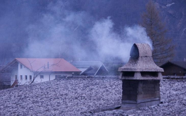 Nejvíce požárů vznikne v komíně… Začíná topná sezóna, jste na ni připraveni? Čtěte, je to důležité