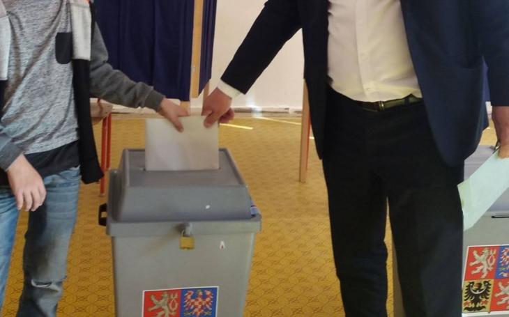 Průběžné výsledky voleb do zastupitelstev obcí, měst a městských částí
