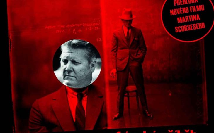 Lahůdka pro všechny milovníky mafiánských příběhů? Kniha Irčan
